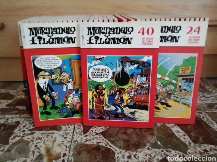 Cómics: Lo mejor del cómic español 40 números (completa) - Foto 3 - 169691384