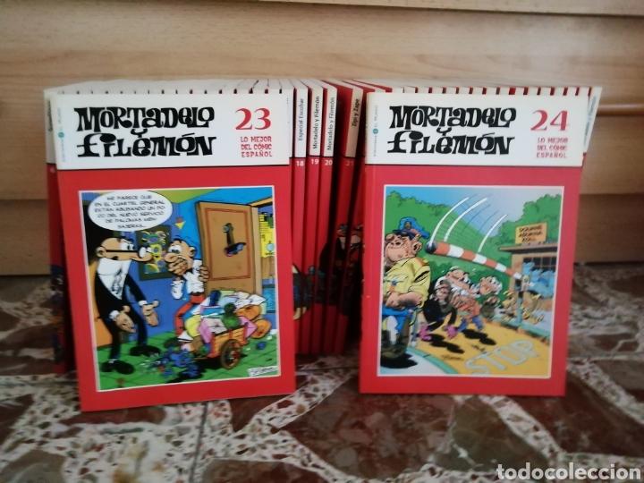 Cómics: Lo mejor del cómic español 40 números (completa) - Foto 4 - 169691384