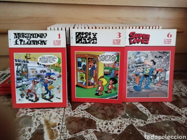 Cómics: Lo mejor del cómic español 40 números (completa) - Foto 5 - 169691384