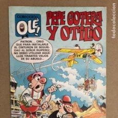 Cómics: PEPE GOTERA Y OTILIO N° 263 (1987). COLECCIÓN OLÉ! (1ªEDICIÓN).. Lote 169705633