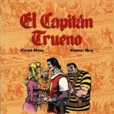 Cómics: EL CAPITÁN TRUENO VOLUMEN II (B, 1993) DE VÍCTOR MORA Y FUENTES MAN. Lote 169705640