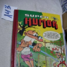 Cómics: ANTIGUO COMIC SUPER HUMOR Nº 5. Lote 169805740