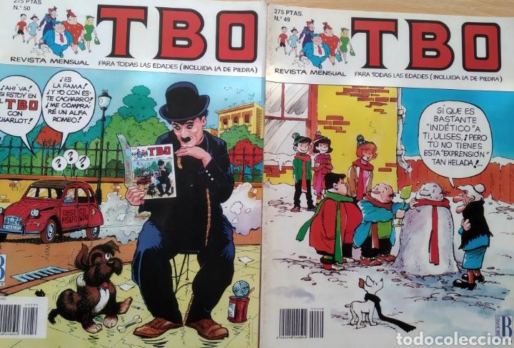 2 TBO N. 49-50 (1992) (Tebeos y Comics - Ediciones B - Clásicos Españoles)