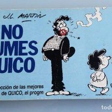 Cómics: NO ERES MODERNO QUICO EL PROGUE Nº 3 AÑO 1989 EN MUY BUEN ESTADO VER FOTO Y DESCRIPCION. Lote 169904556