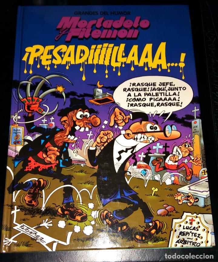 Cómics: Grandes / magos del Humor 9 números Mortadelo Filemón Rompetechos Pepe Gotera Simpsons elPeriódico - Foto 2 - 112184155