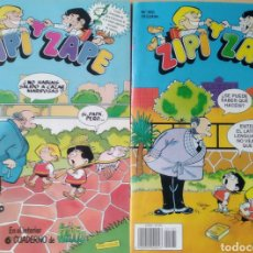 Cómics: 2 COMICS ZIPI ZAPE N. 162-185. Lote 168191480