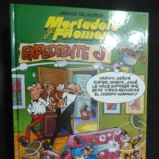 Cómics: MAGOS DEL HUMOR. EXPEDIENTE J. CÍRCULO DE LECTORES. Lote 170038992
