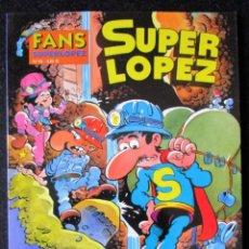 Cómics: SUPER LOPEZ Nº 10 - AL CENTRO DE LA TIERRA - ED. B - 1ª EDICIÓN 2003'' MUY BUEN ESTADO''. Lote 170538168