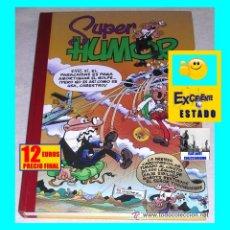 Cómics: SUPER HUMOR Nº 25 - MORTADELO Y FILEMÓN - LA PRENSA CARDIOVASCULAR TIMAZO AL CANTO ETC. Lote 171064644