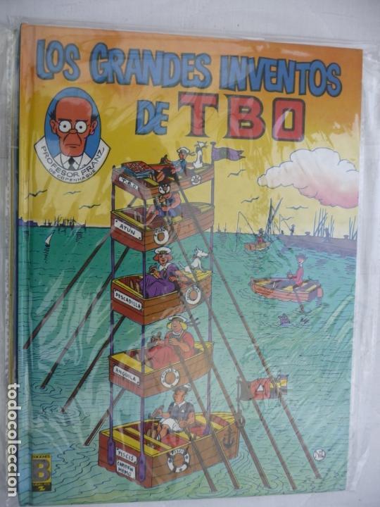 LOS GRANDES INVENTOS DE TBO. TOMO 2. EDICIONES B (Tebeos y Comics - Ediciones B - Clásicos Españoles)