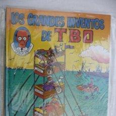 Cómics: LOS GRANDES INVENTOS DE TBO. TOMO 2. EDICIONES B. Lote 171372640