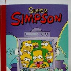 Cómics: SUPER SIMPSON Nº 3 (TOMO TIPO SUPER HUMOR SOBRE LOS SIMPSONS) BONGO COMICS (EDICIONES B). Lote 171415675