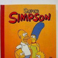 Cómics: SUPER SIMPSON Nº 2 (TOMO TIPO SUPER HUMOR SOBRE LOS SIMPSONS) BONGO COMICS (EDICIONES B). Lote 171415707