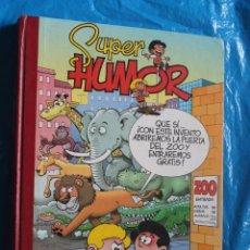 Cómics: SUPER HUMOR, ZIPI Y ZAPE, CERA, RAMIS, TOMO 2, 1ª EDICION 2002. Lote 171533007