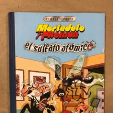 Cómics: MORTADELO Y FILEMÓN, EL SULFATO ATÓMICO. EDICIÓN COLECCIONISTA. EDICIONES B 2003. Lote 171547320