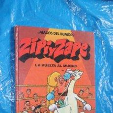 Cómics: ZIPI Y ZAPE, LA VUELTA AL MUNDO, MAGOS DEL HUMOR Nº 13, EDICIONES B AÑO 2000. Lote 171613672