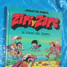 Cómics: ZIPI Y ZAPE, EL TONEL DEL TIEMPO, MAGOS DEL HUMOR Nº 14, EDICIONES B AÑO 2000. Lote 171614048