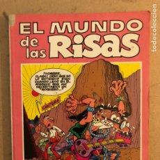 Cómics: EL MUNDO DE LAS RISAS N°11 (EDICIONES B 1987).YO Y YO N°22, GUAI! N° 144, SUPER ZIPI ZAPE N°82, SUP. Lote 171640653