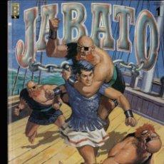 Comics : JABATO, EDICIÓN HISTÓRICA, SELECCIÓN 1 - CONTIENE LOS NºS - 25,26 45,46 -. Lote 171695389