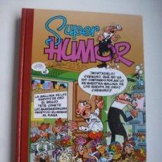 Cómics: SÚPER HUMOR MORTADELO Y FILEMÓN. Nº 7. EDICIONES B. PRIMERA EDICIÓN 1993. NUEVO. Lote 171784625