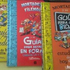Cómics: 6 GUIAS PARA LA VIDA MORTADELO Y FILEMON. Lote 171974840