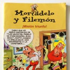 Cómics: MORTADELO - MISIÓN TRIUNFO. Lote 172208139