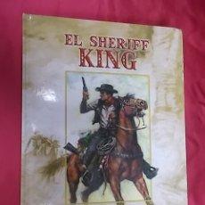 Cómics: EL SHERIFF KING, TOMO 1. VICTOR MORA. F. DIAZ . EDICIONES B. Lote 172232809