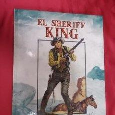 Cómics: EL SHERIFF KING, TOMO 2. VICTOR MORA. F. DIAZ . EDICIONES B. Lote 172233100