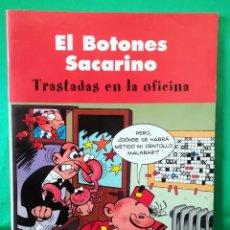 Cómics: EL BOTONES SACARINO - TRASTADAS EN LA OFICINA. Lote 172245898