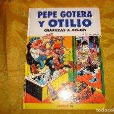 Comics : PEPE GOTERA Y OTILIO. CHAPUZAS A GO-GO . EDCIONES B. EDICION ESPECIAL PARA LOCTITE 55.. Lote 172301500