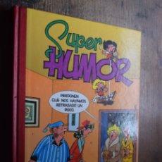 Comics: SUPER HUMOR Nº 7, ZIPI Y ZAPE, EDICIONES B, 1995. Lote 172332020