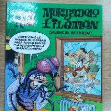 Cómics: MORTADELO Y FILEMON SILENCIO SE RUEDA (OLE #128 - 1ª EDICION NOVIEMBRE 1996). Lote 172349199