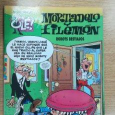 Cómics: MORTADELO Y FILEMON ROBOTS BESTIAJOS (OLE #121 - 1ª EDICION ABRIL 1996). Lote 172349279