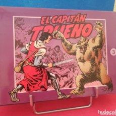 Cómics: EL CAPITÁN TRUENO TOMO 3 EDICIONES B NÚMS. 97 A 144 2ª EDICIÓN 2003. Lote 172395979
