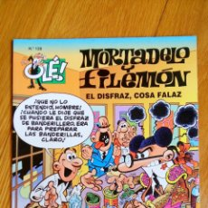 Comics: MORTADELO Y FILEMÓN 129. Lote 172444784