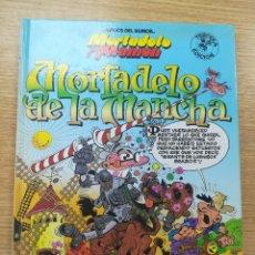 Cómics: MORTADELO Y FILEMON MORTADELO DE LA MANCHA (MAGOS DEL HUMOR #103 - 3ª EDICION 2005). Lote 172563400