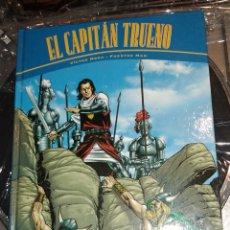 Comics: CAPITAN TRUENO - LA HORDA DE AKBAR / LAS RUINAS DE TINYAGEL. Lote 172593168