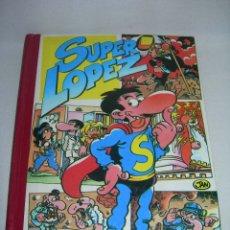 Cómics: CÓMIC SUPER HUMOR SUPERLOPEZ Nº 2 X JAN - PRIMERA EDICIÓN EDICIONES B 1987 - SUPER LOPEZ -. Lote 172794284