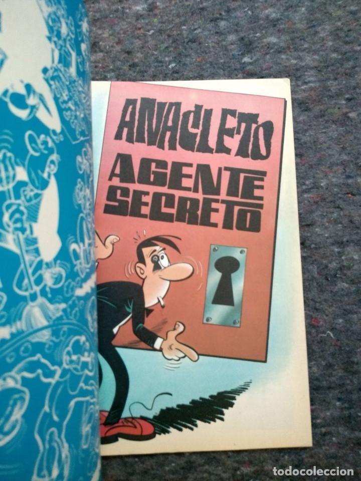 Cómics: Colección Olé nº 12 - V. 3 - Anacleto Agente Secreto - Muy buen estado - Foto 7 - 172909412