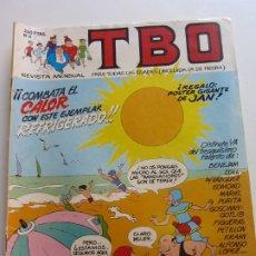Cómics: TBO MENSUAL Nº 6 - EDICIONES B 1989 CX19. Lote 173511432