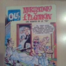 Cómics: MORTADELO Y FILEMÓN COLECCIÓN OLE M.223 EDICIONES B 1991 1ª REIMPRESIÓN. Lote 173515095