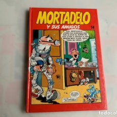 Cómics: MORTADELO Y SUS AMIGOS ( TOMO ) VER INFORMACION ADICIONAL -EDITA - EDICIONES B. Lote 173659863