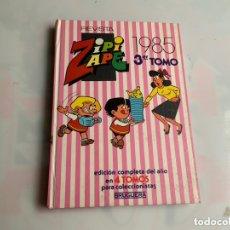 Cómics: ZIPI Y ZAPE TOMO 1985 -CONTIENE 11 TEBEOS DE LA REVISTA ZIPI ZAPE ( Nº 629 AL 939 ). Lote 173660114
