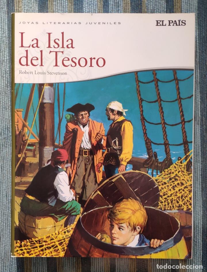 JOYAS LITERARIAS JUVENILES: LA ISLA DEL TESORO - ROBERT LOUIS STEVENSON (EL PAIS 2010) (Tebeos y Comics - Ediciones B - Otros)