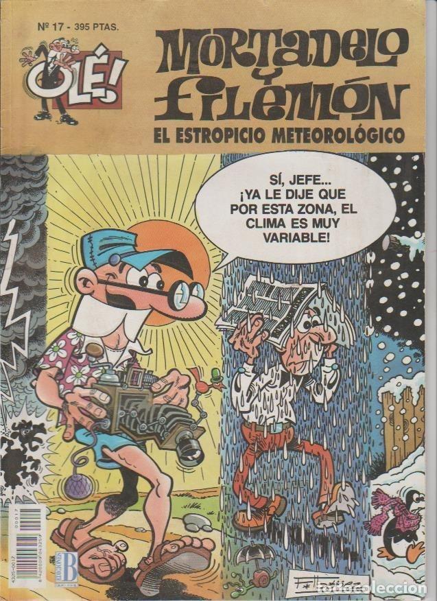 Cómics: OLÉ ! MORTADELO Y FILEMON ( B ) ORIGINALES 1993 - 2009 LOTE - Foto 84 - 173903222