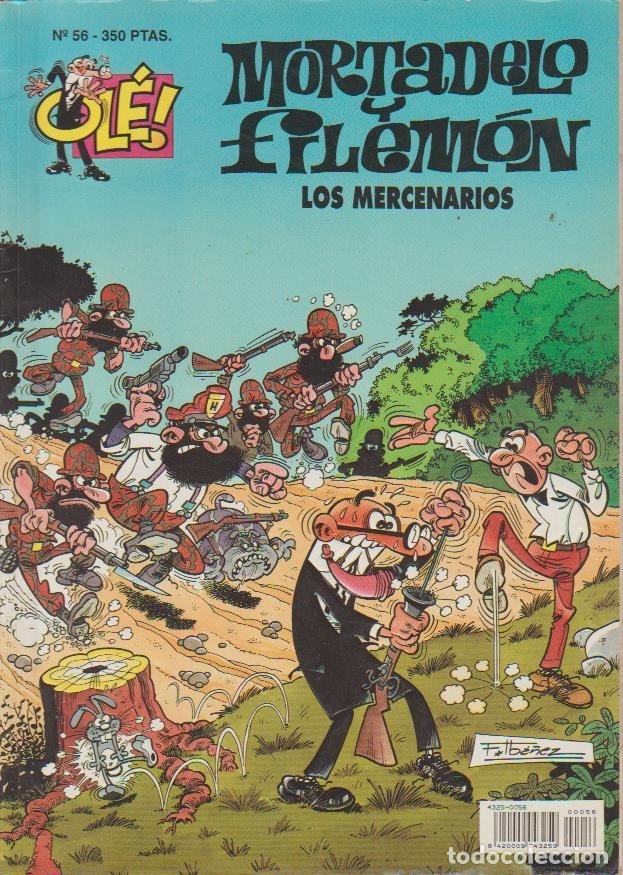 Cómics: OLÉ ! MORTADELO Y FILEMON ( B ) ORIGINALES 1993 - 2009 LOTE - Foto 89 - 173903222