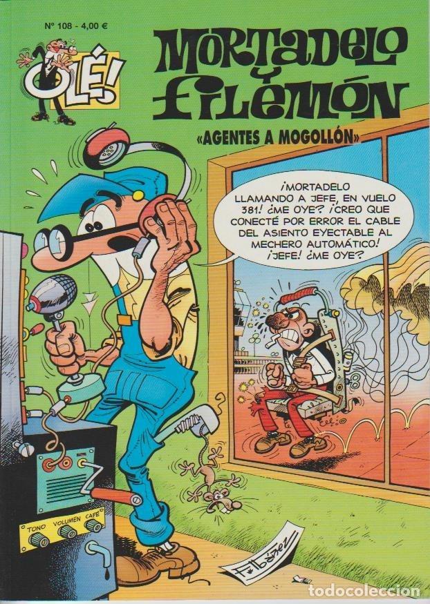 Cómics: OLÉ ! MORTADELO Y FILEMON ( B ) ORIGINALES 1993 - 2009 LOTE - Foto 92 - 173903222