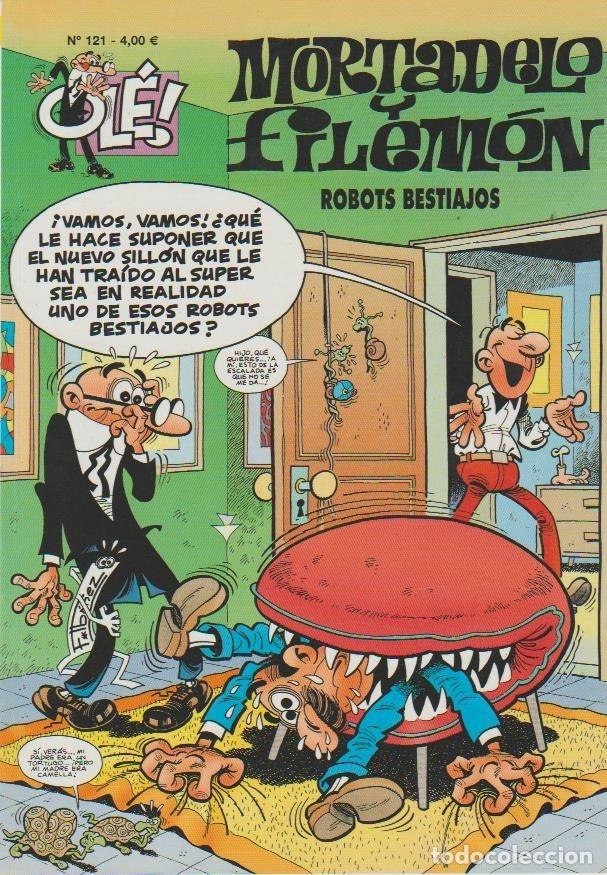 Cómics: OLÉ ! MORTADELO Y FILEMON ( B ) ORIGINALES 1993 - 2009 LOTE - Foto 93 - 173903222