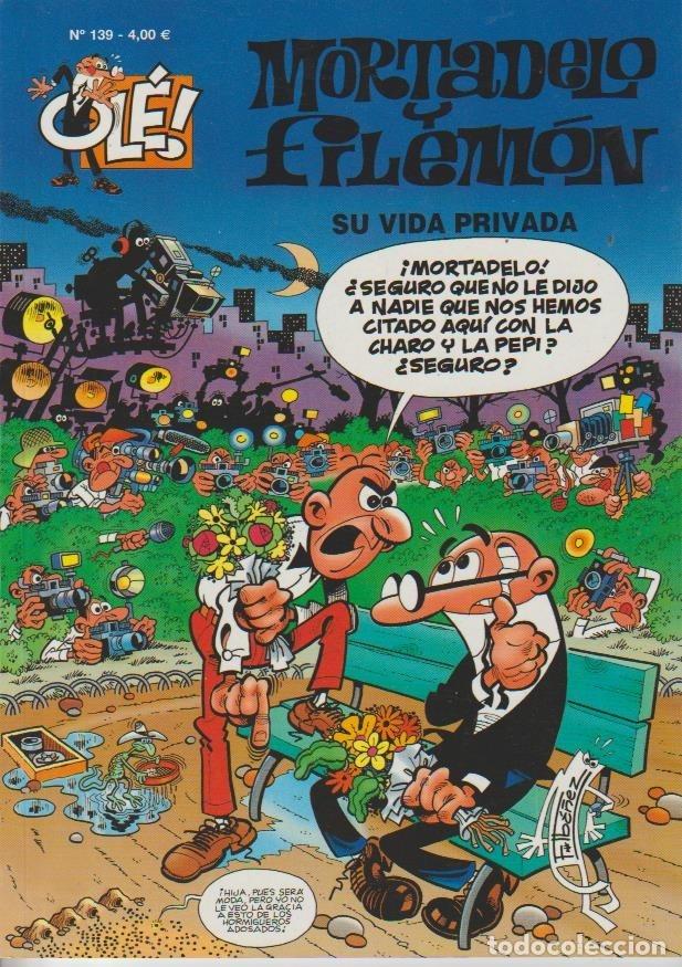 Cómics: OLÉ ! MORTADELO Y FILEMON ( B ) ORIGINALES 1993 - 2009 LOTE - Foto 95 - 173903222