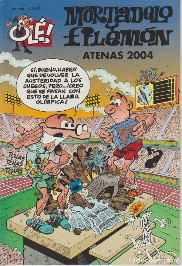 Cómics: OLÉ ! MORTADELO Y FILEMON ( B ) ORIGINALES 1993 - 2009 LOTE - Foto 98 - 173903222